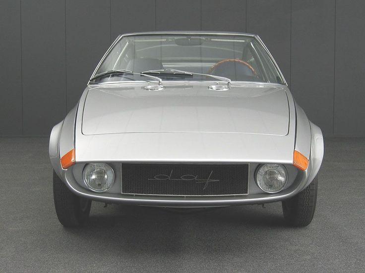 1968 DAF Siluro (Michelotti)
