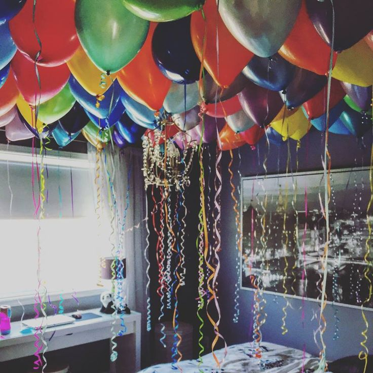 25 Best Ideas About Teen Birthday Gifts On Pinterest: 25+ Best Ideas About Birthday Room Surprise On Pinterest
