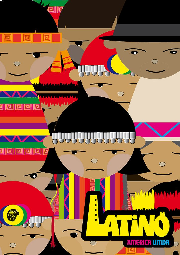 Latinoamérica Unida by ::HΔK3N::