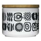 Storage jar by Sagaform