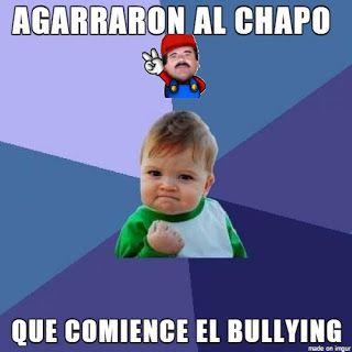 Blog de palma2mex : Los memes del Chapo Guzmán después de capturarlo