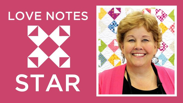 Quilt tutorials with Jenny Doan of Missouri Star Quilt Co. 1/225 videos...