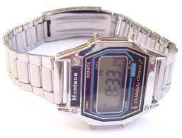 Zegarek z melodyjkami, przeboj lat 80 tych