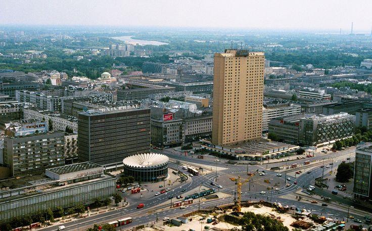Jak zmieniała się Warszawa