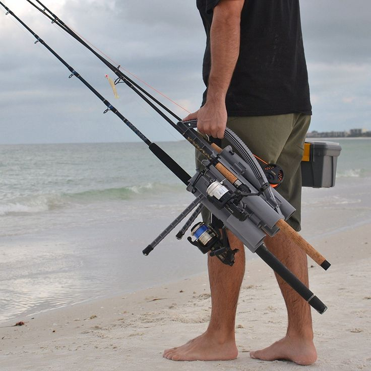 Best 25 fishing rod carrier ideas on pinterest rod for Fishing rod tote