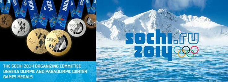 2014 Olympic Medals | The Sochi 2014 Organizing Committee Unveils Olympic and Paralympic ...