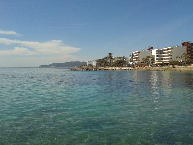 Playa d'en Bossa - Ibiza - Espanha