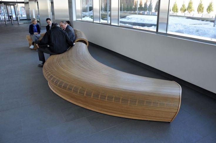 Lobby Furniture by Matthias Pliessnig 4