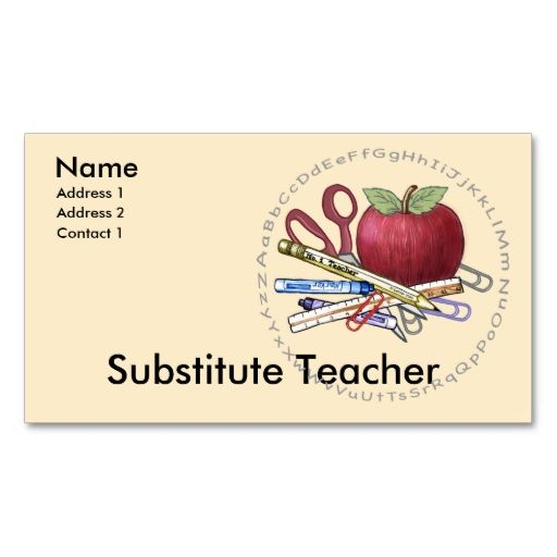 8 best substitute teacher images on pinterest