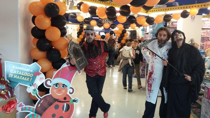 festa halloween Corso Francia