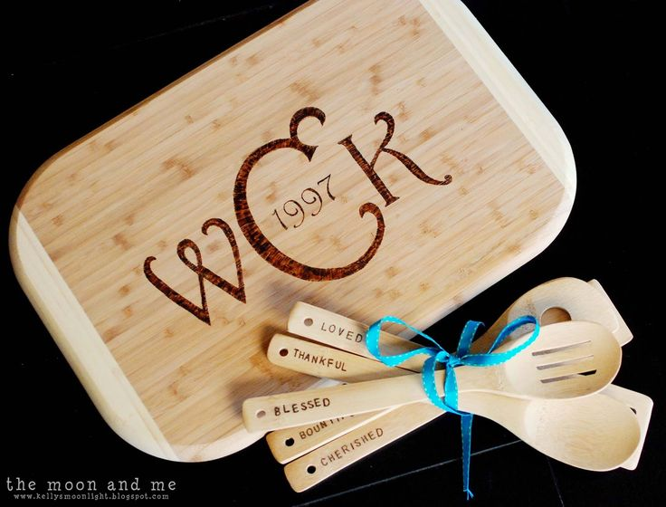 Today I'm showing you some personalized gifts we made for Christmas.    Yes, I know Christmas is over...   but hey, there are only 345 da...