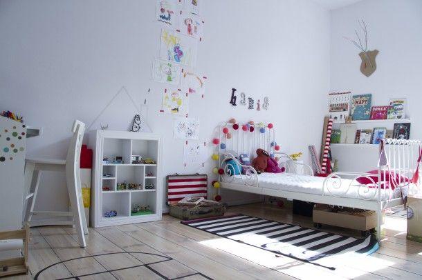 Pokoje dziecięce: pokój Hani