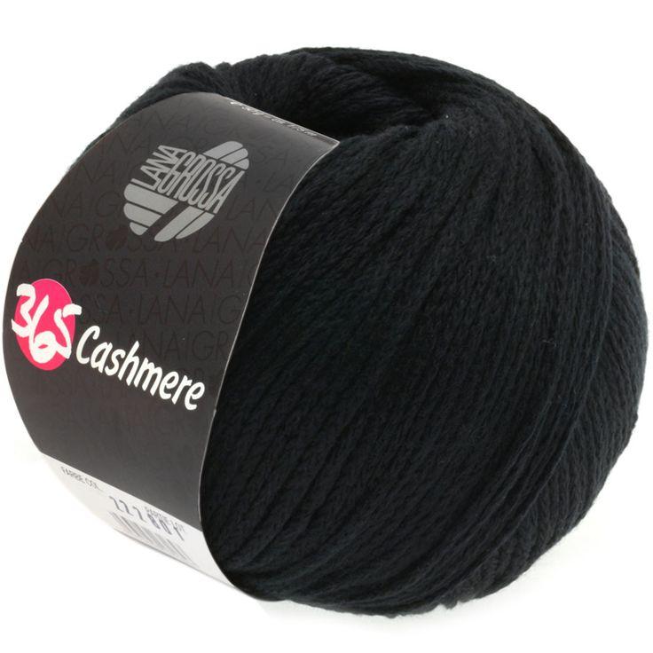 365 CASHMERE 12-black