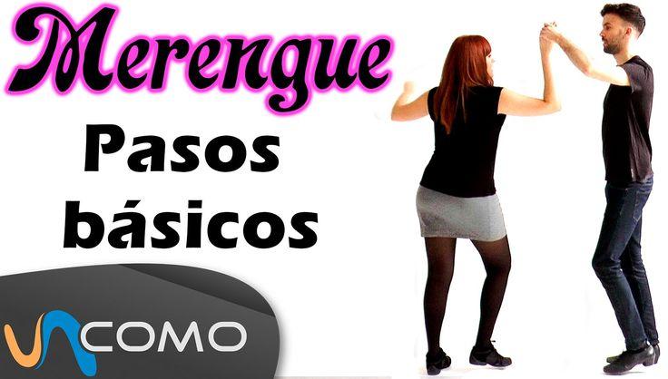 Bailar merengue paso a paso