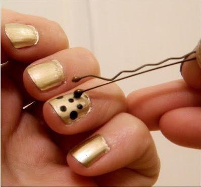 5 trucos para que pintes tus uñas de manera muy original | Decoración de Uñas - Manicura y Nail Art