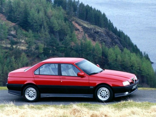 1992 Alfa Romeo 164