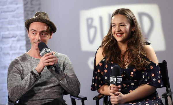 David Dawson Photos - Actors David Dawson and Eliza Butterworth discuss their roles in BBC 2's The Last Kingdom at the Build LDN event on April 19, 2017 at AOL Studios in London, United Kingdom. - BUILD LDN: The Cast of BBC 2's 'The Last Kingdom'