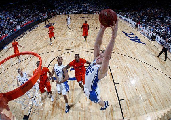 Mason Plumlee Photos Photos - ACC Basketball Tournament ...