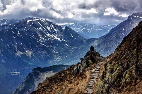 Tatry Mountains by Agnieszka Bafia.