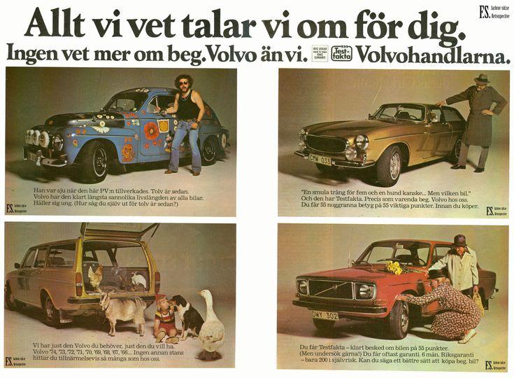 Swedish Volvo AD by Volvohandlarna