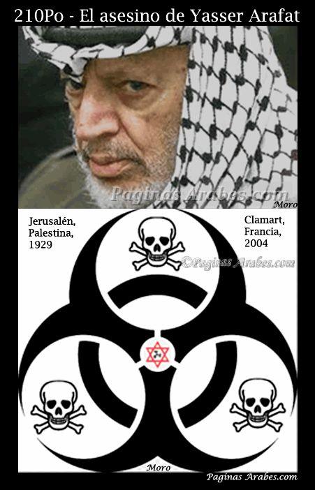 210Po - El asesino de Yasser Arafat