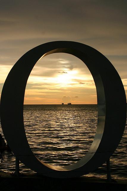 The Big O at Makassar, Indonesia