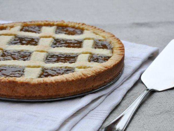 Crostata senza glutine alla marmellata - Gluten-free jam tart