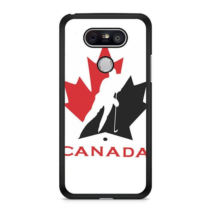 Canada Hockey Logo LG G6 Case Dewantary