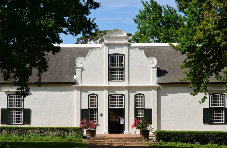 Boschendal Wine Estate -  Do you feel like having a #picnic in the shades of huge trees (named Le Pique Nique), or a wine tasting in a beautiful tree alley - make sure you get to #Boschendal