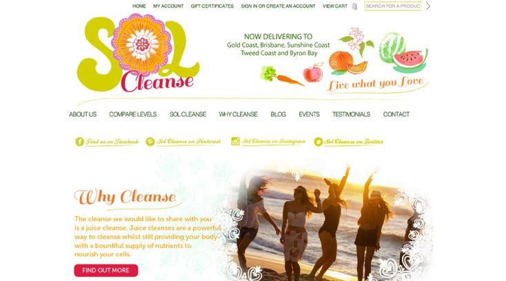 solcleanse.com