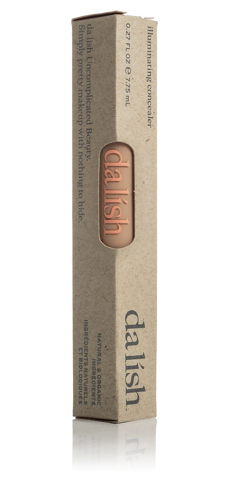 Brightening illuminators instantly wake-up under eye shadows, lift eyebrow arches and highlight cupid's bows. A rich and creamy consistency allows for buildable coverage to minimize discolouration, while corrective pigments disguise blemishes. This is CO2 shade. - See more at: http://www.dalishcosmetics.com/product/illumination-concealer-75-natural#sthash.BzQW2Xsc.dpuf