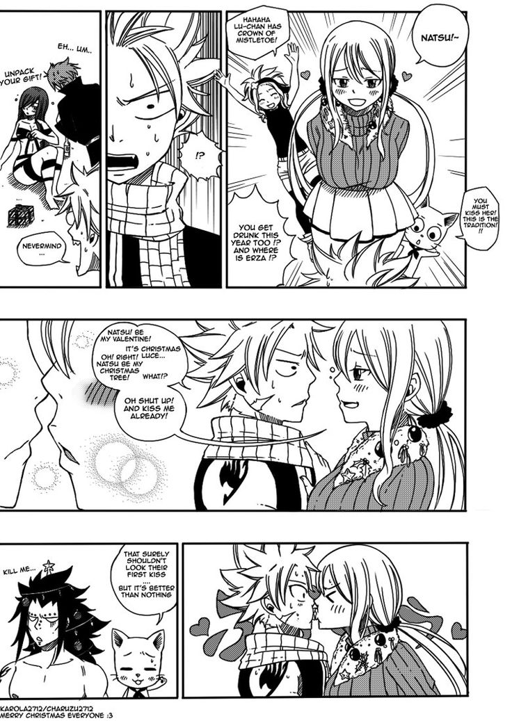 Embedded image | nalu | Fairy tail, Fairy tail anime ...