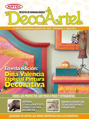 DecoArtel N°6: Pintura Decorativa
