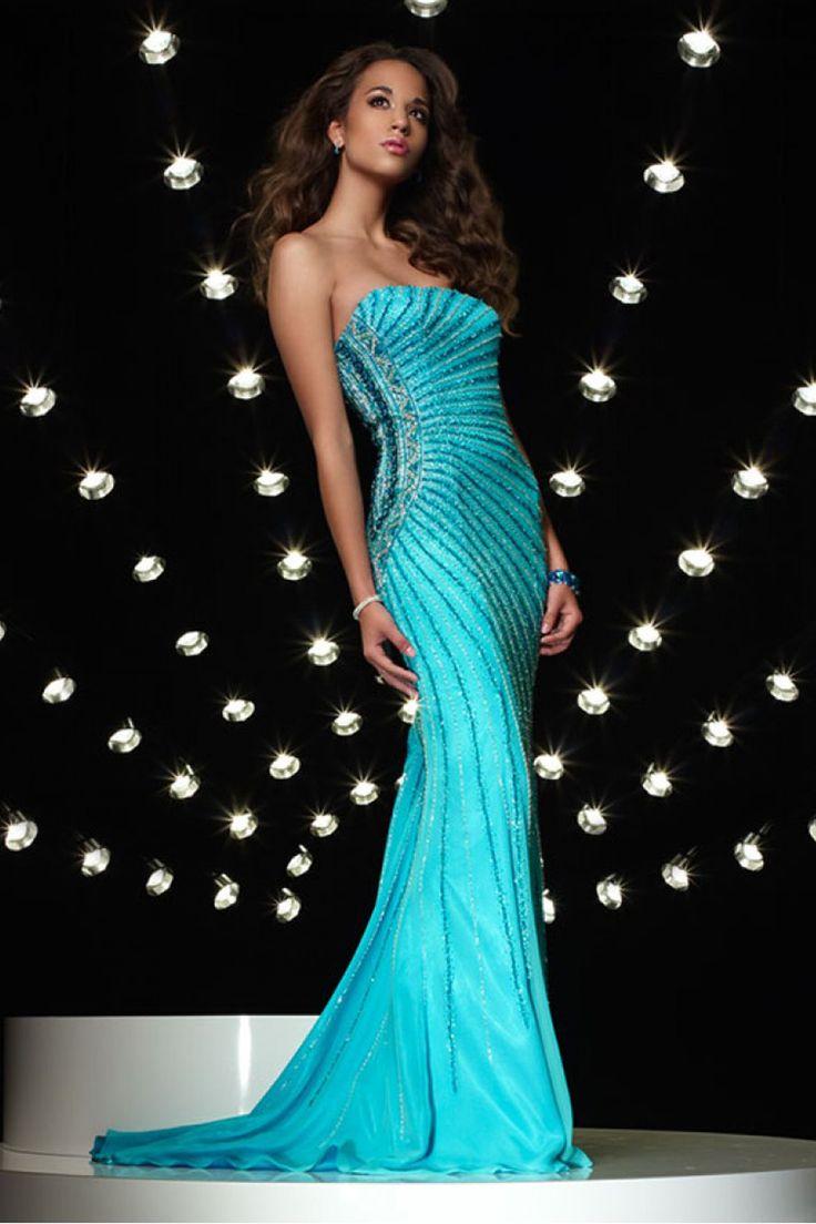 60 best Evening Dresses images on Pinterest | Evening dresses ...