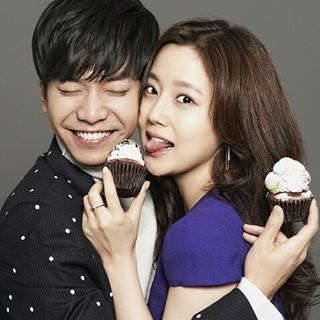 Moon chae won + lee seung gi #moonchaewon #leeseunggi #todayslove