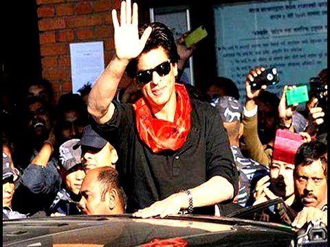 Shah Rukh Khan wows fans in Nepal