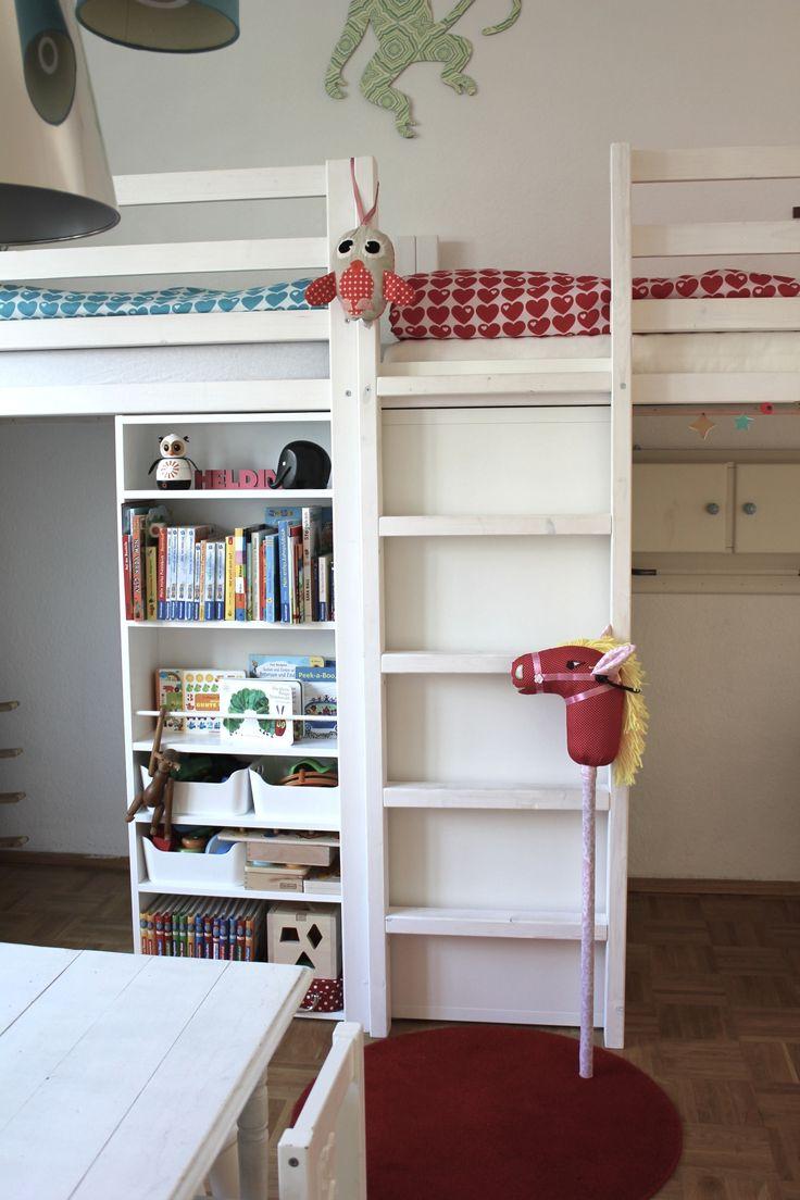 etagenbett kinder selber bauen kinderzimmer in 2019. Black Bedroom Furniture Sets. Home Design Ideas