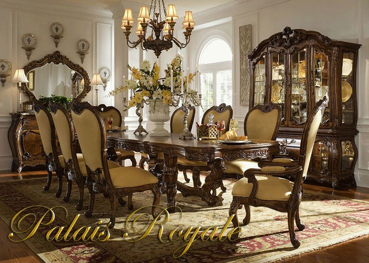 Victorian Dining Room | Furniturevictorian Palais Royal Dining Room  Collection · Dining Room SetsFormal ...