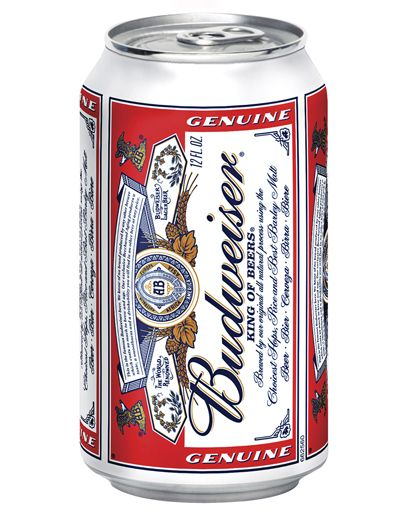 Budweiser - my dad gave me sips of this when I was a kid, making this the first beer I ever had.  I even knew back then that this beer sucks.