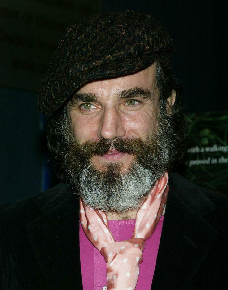 Daniel Day Lewis - 30 Bearded Celebrities
