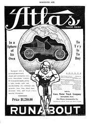 1906 Atlas
