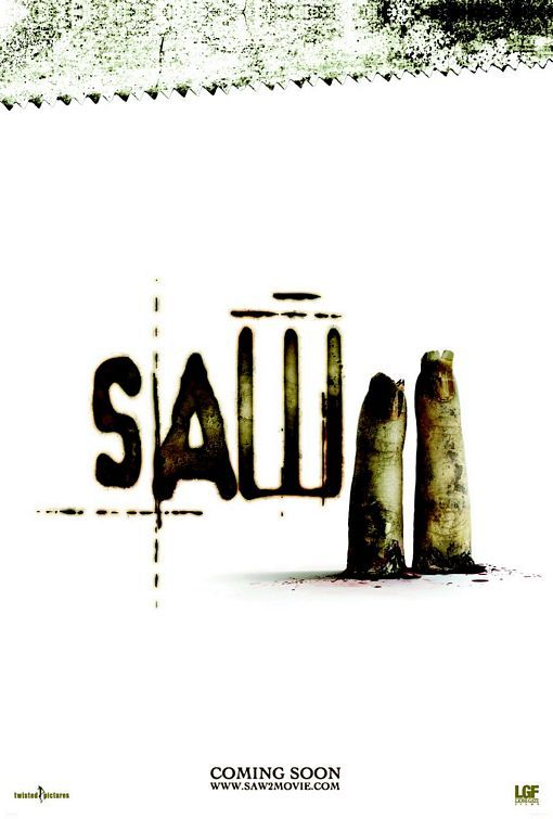 Saw II (2005) Least liked of the series