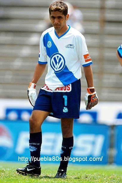 Jorge Campos, Puebla FC 2002/2003