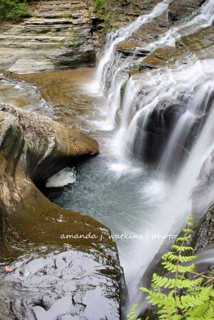 wildly simple: Buttermilk Falls Sate Park   Upstate New York   Finger Lakes Region