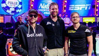 November Nine Wsop: il campione del mondo di poker sarà europeo STANOTTE LA DIRETTA!
