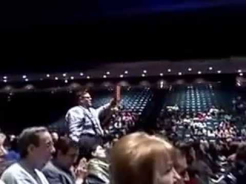Preacher rebukes Joel Osteen in the middle of Lakewood Church! - YouTube