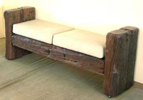 Heavy duty solid custom made furniture made in Melbourne