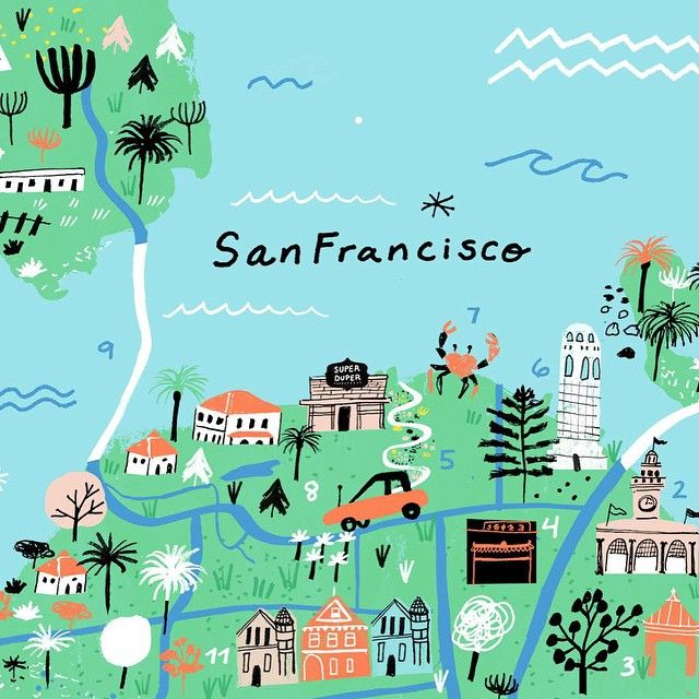San Francisco 3 Hour Tour (and giveaway winner!)