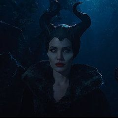 Angelina Jolie Is One Scary Sorceress in the Maleficent Trailer