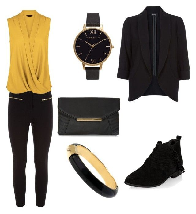 """Got the Jacket "" by traceyposhbird on Polyvore featuring Topshop"